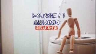 トイレ大公開!